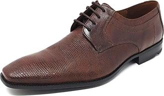 Lloyd Mens LABANO Uniform Dress Shoe, Cognac Cigar Cognac, 10.5 UK