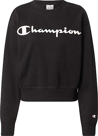 Champion Authentic Athletic Apparel Sweatshirt schwarz / weiß / hellrot