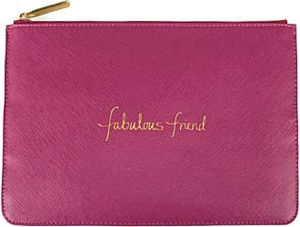 Katie Loxton Perfect Pouch - Fabulous Friend, Cerise Pink, One