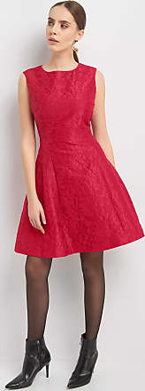 Orsay rotes kleid spitze
