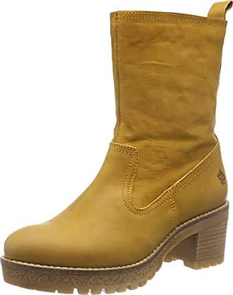 f3a71af4fd7f29 Apple of Eden Damen Anne Stiefeletten Gelb (Yellow 23) 37 EU