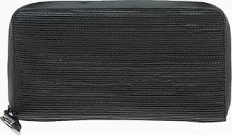 Zanellato Braided Leather ore 21 Maxi Wallet size Unica