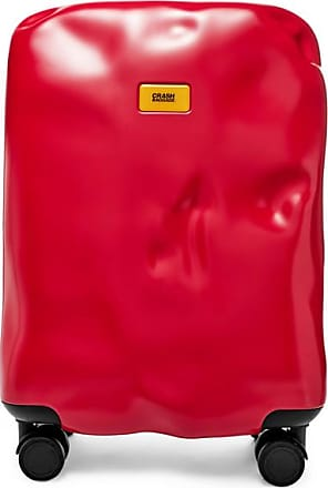 Crash Baggage Icon Cabin Hardshell Suitcase - Red