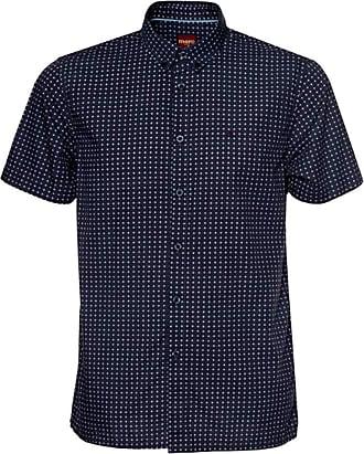 Merc London Patrol Retro Short Sleeved Shirt