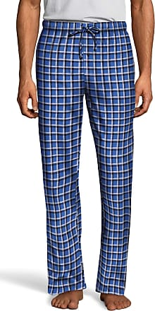 Hanes Mens ComfortSoft Cotton Printed Lounge Pants