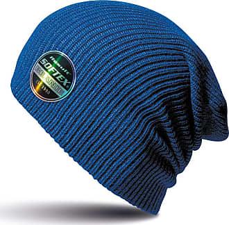 Result Winter Essentials Core Softex Unisex Beanie Hat - 25 Colours - Flo Orange
