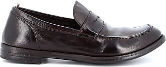 Officine Creative Fashion Man OCUARC509IGNIS2135D215T Brown Leather Loafers | Spring Summer 20