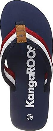 8c1352ae56 Kangaroos Bilbao, Tongs Homme, Bleu (DK Navy 4071), 46 EU