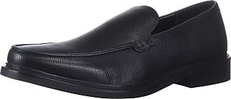 Kenneth Cole Reaction Mens Colby Slip ON Loafer, Black, 8.5 UK