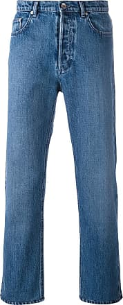 Gieves & Hawkes straight leg jeans - Blue