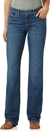 Wrangler Womens WRQ20NE Jeans, Nicole, 9W x 34L
