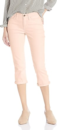 Lee Womens Flex Motion Regular Fit 5 Pocket Capri Jean Jeans