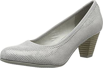 s.Oliver Damen 22417 Pumps, Grau (Grey 200), 38 EU 6de5d1868f