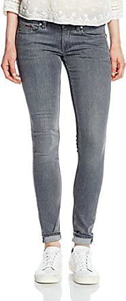 TOMMY HILFIGER Women/'s SOPHIE Skinny Stretch Jeans W25 L32 Washed Grey