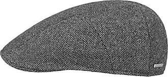 STETSON Ridge Wool Flatcap Schirmmütze Schiebermütze Wintercap Wollcap