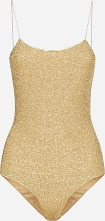 Oséree Lumiere lame swimsuit - OSEREE - woman