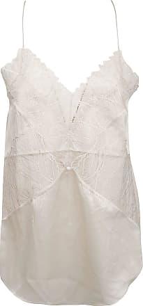 Iro Fashion Woman WP16BIRMAECR01 White Polyamide Tank Top | Spring Summer 20