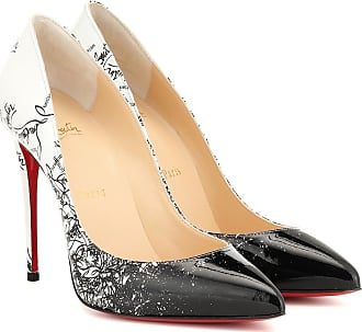 3764dfa0a0bc92 Christian Louboutin Exclusivité Mytheresa - Escarpins Pigalle Follies 100  en cuir