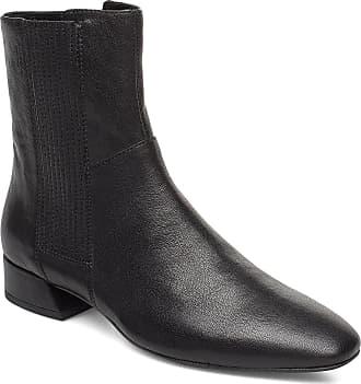 Vagabond Joyce Shoes Boots Ankle Boots Ankle Boots Flat Heel Svart VAGABOND