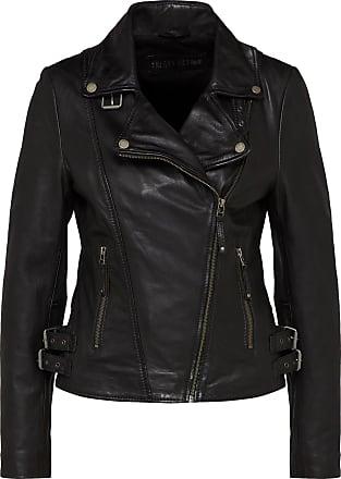 quality design 3f626 f1404 Damen-Lederjacken: 2600 Produkte bis zu −66% | Stylight