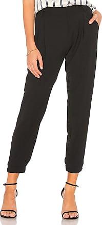 Parker Morgan Pant in Black