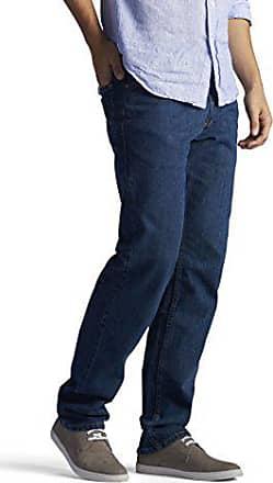 Lee Mens Regular Fit Straight Leg Jean, Orion, 35W x 32L