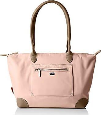 a3f2846d11 David Jones CM5034 - Sac a main - Femme - Rose (Pink) - Taille