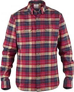 Fjällräven Mens Singi Heavyweight Flannel Shirt