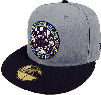 New Era Vancouver Grizzlies HWC NBA Grey Black 59fifty Fitted Cap Limited Edition