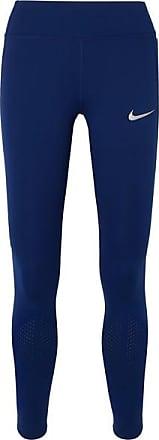 Nike Legging En Dri-fit À Perforations Epic Lux - Bleu 21e838621e5