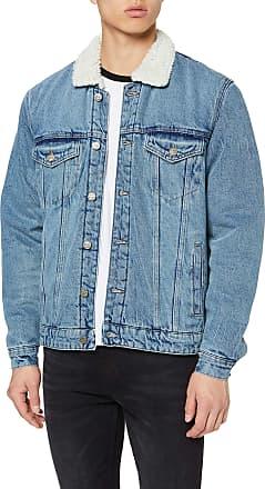 Only & Sons Mens Onslouis Jacket Pk 4770, Blue (Blue Denim Blue Denim), X-Large