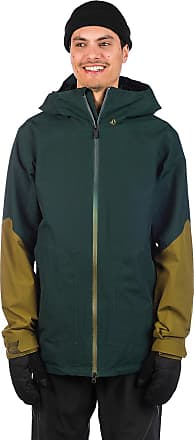 Volcom Resin Gore-Tex Jacket dark green