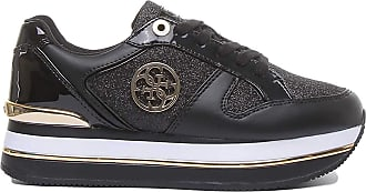 Guess Woman Sneakers Dealy Active Nero Mod. FL5DLY FAM12 41