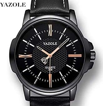Yazole Relógios de Luxo em Aço inoxidável Yazole D358 (5)