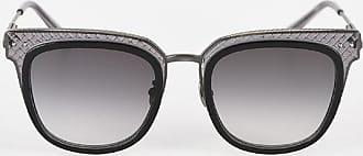 Bottega Veneta occhiali da sole con lenti sfumate taglia Unica