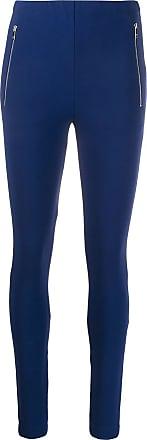 Emilio Pucci Legging com zíper no bolso - Azul