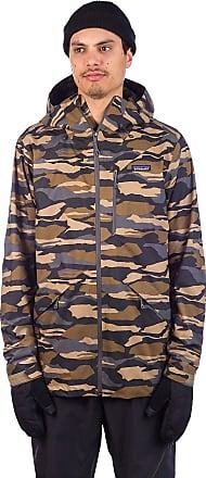 Patagonia Snowshot Jacket bear wit camo mojave khak