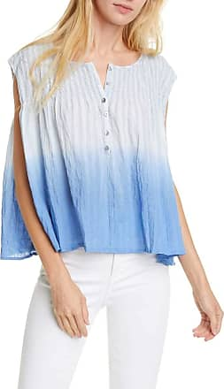 Free People Little Bit of Something Top, Small, Blue