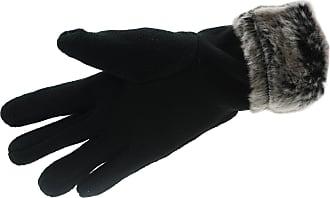 Hawkins Ladies Hawkins Fur Trim Gloves