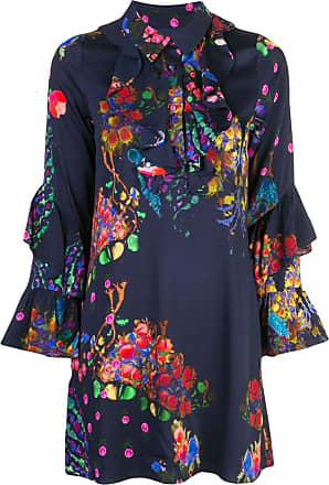 8819744b8d49 Cynthia Rowley Roseland printed shirt dress - Multicolour