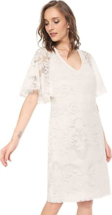 Nem Vestido Nem Curto Ana Beatriz Off-white