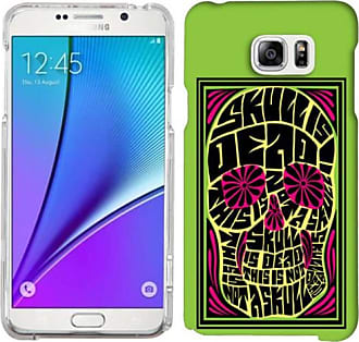 Mundaze Mundaze Dead Sugar Skull Phone Case Cover for Samsung Galaxy Note 5