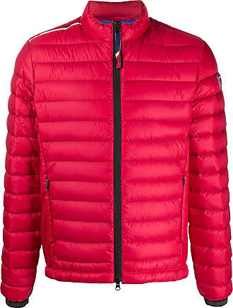 Rossignol zipped padded jacket - Red