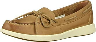 Sperry Top-Sider Womens Oasis Canal Boat Shoe, Tan, 8.5