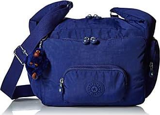 Kipling Erica Solid Crossbody Bag, Cobalt Dream Tonal