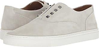 Donald J Pliner Mens ARYO Sneaker, Off White, 10 Medium US