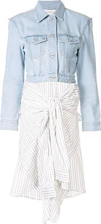 Ground-Zero Jaqueta jeans - Azul