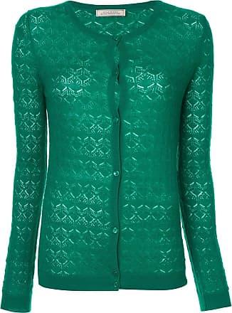 Nina Ricci Cardigan com padronagem - Verde