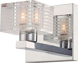 Elk Lighting Quatra 1 Light Bathroom Vanity Light - BV311-90-15