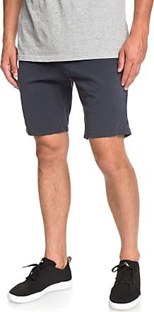 Quiksilver Krandy - Chino Shorts - Men - 33 - Blue